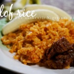 Jollof Rice, Nigerian Fried Rice
