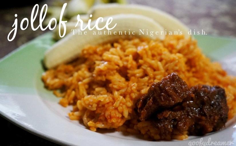 Jollof Rice, Nigerian FriedRice