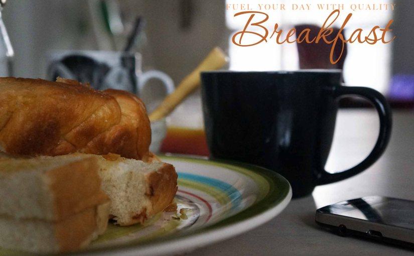 Fruitful breakfast fo yaall!