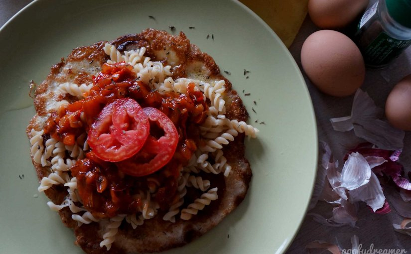 Makaroni Saus Tomat