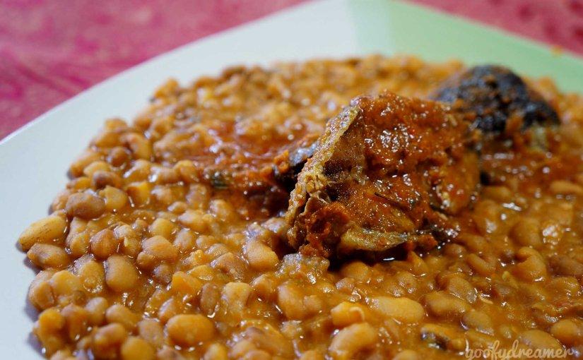 Ewa, Bubur Kacang alaNigeria