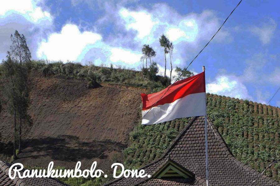 Indonesia. I proud you!