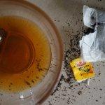 My Tea.