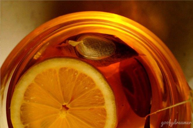 Lemon as perfect mate.
