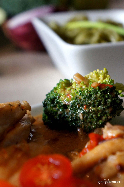 Green Pasta 6