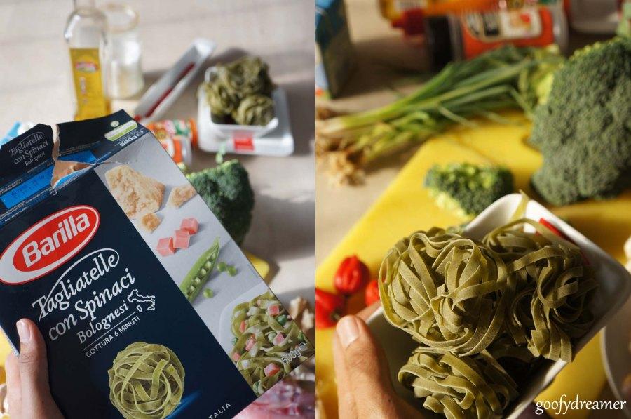 Green Pasta 8