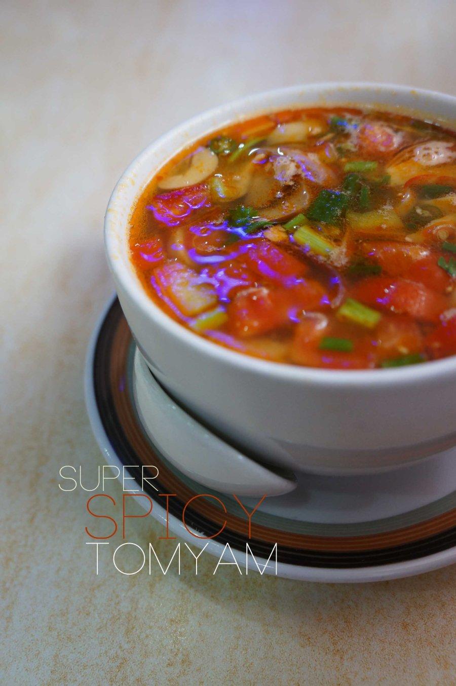 Spicy Tomyam