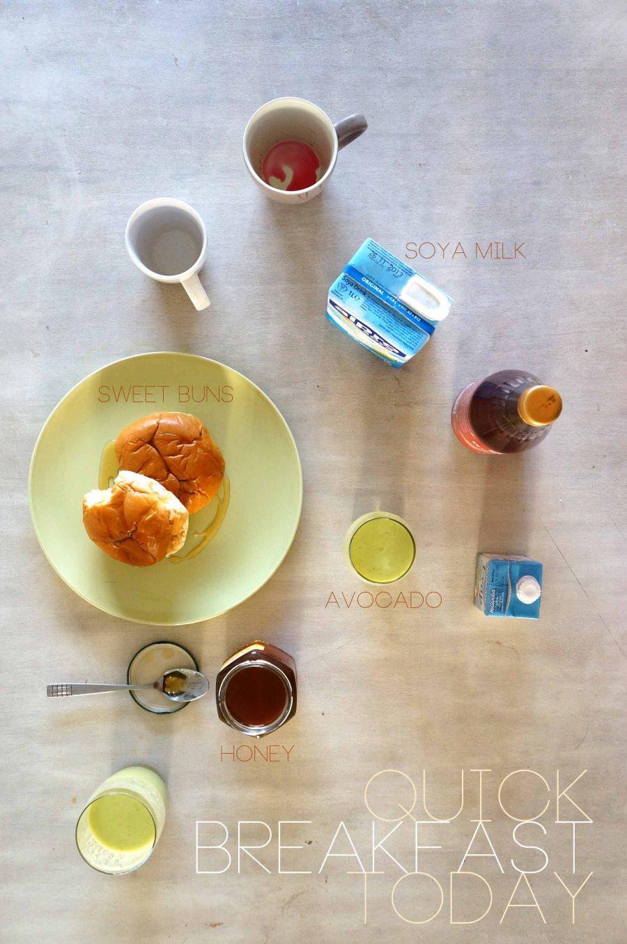 Quick Breakfast 1