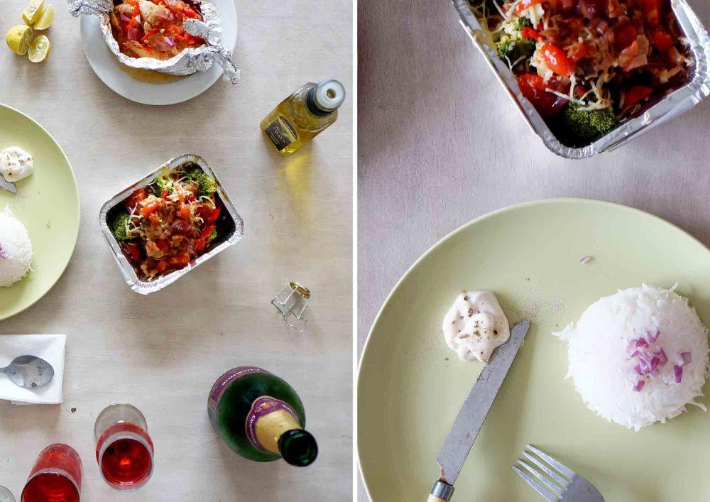 The Revenge 2 - Lunch 9