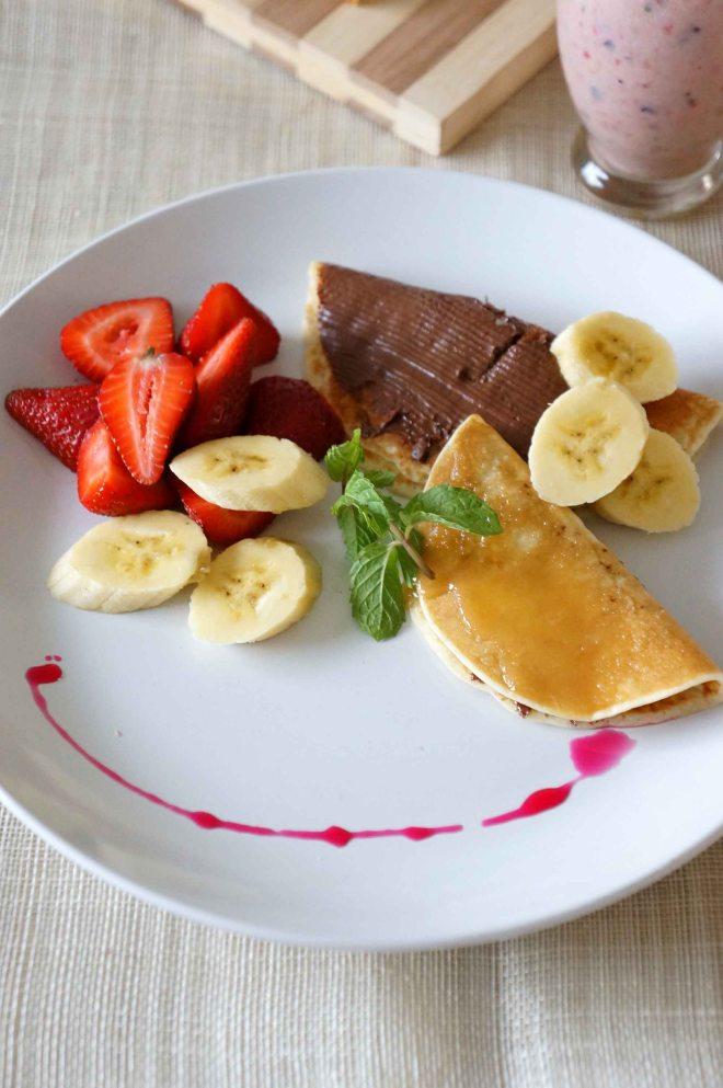Fruit Pancake 1