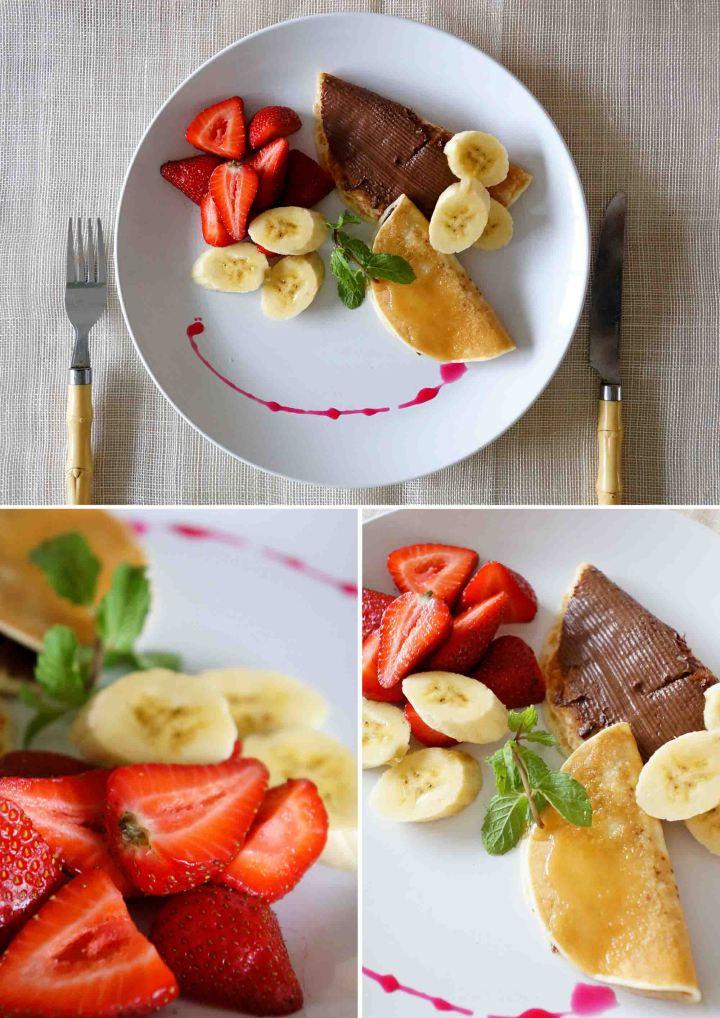 Fruit Pancake 2