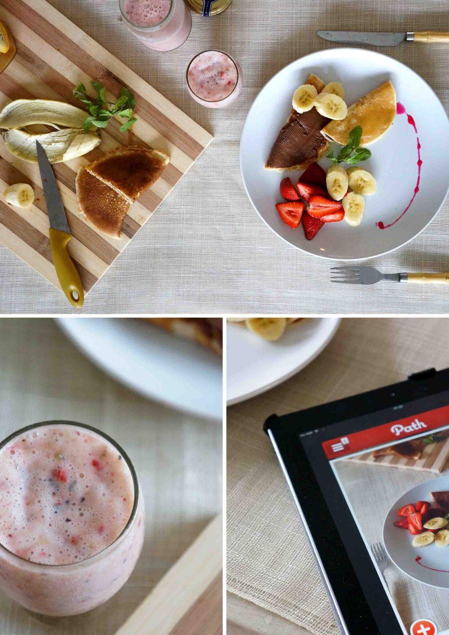 Fruit Pancake 4