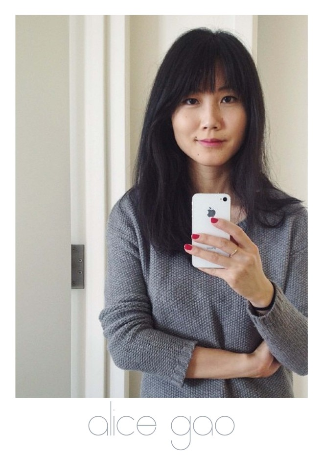 Alice Gao 1