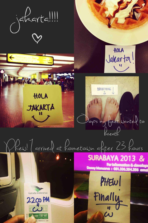 Jakarta-Surabaya