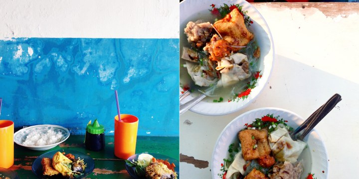 StreetFood-Bakso&Fried Duck