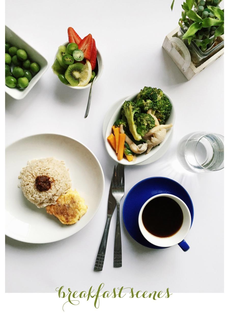 Breakfast Scenes1